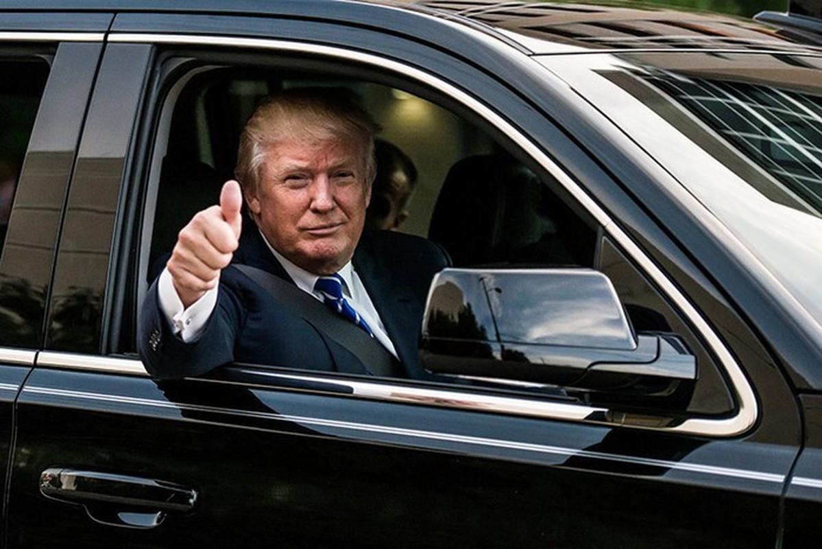 Loat sieu xe duoc Tong thong My Donald Trump thich nhat-Hinh-8