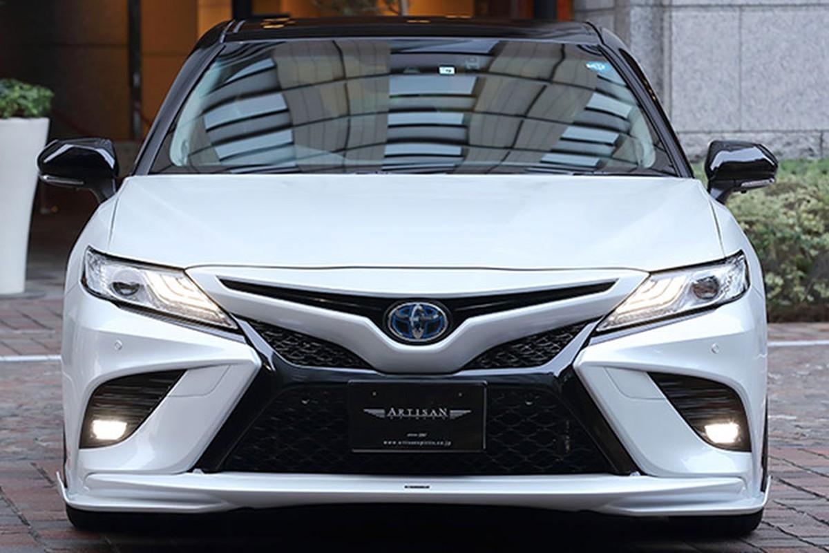 Toyota Camry 2019 dep long lanh voi goi do 60 trieu dong-Hinh-6