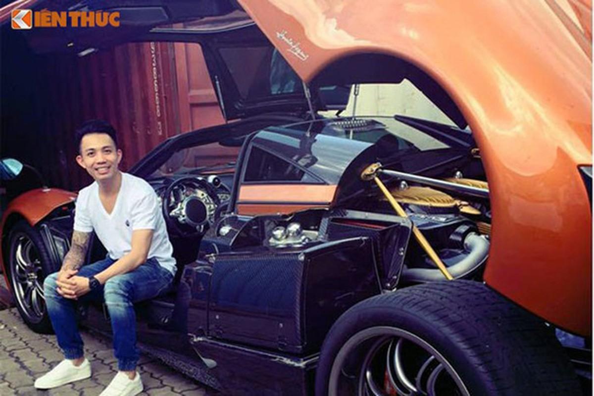 Minh Nhua chi tien ty do sieu xe Pagani Huayra 80 ty dong?-Hinh-5