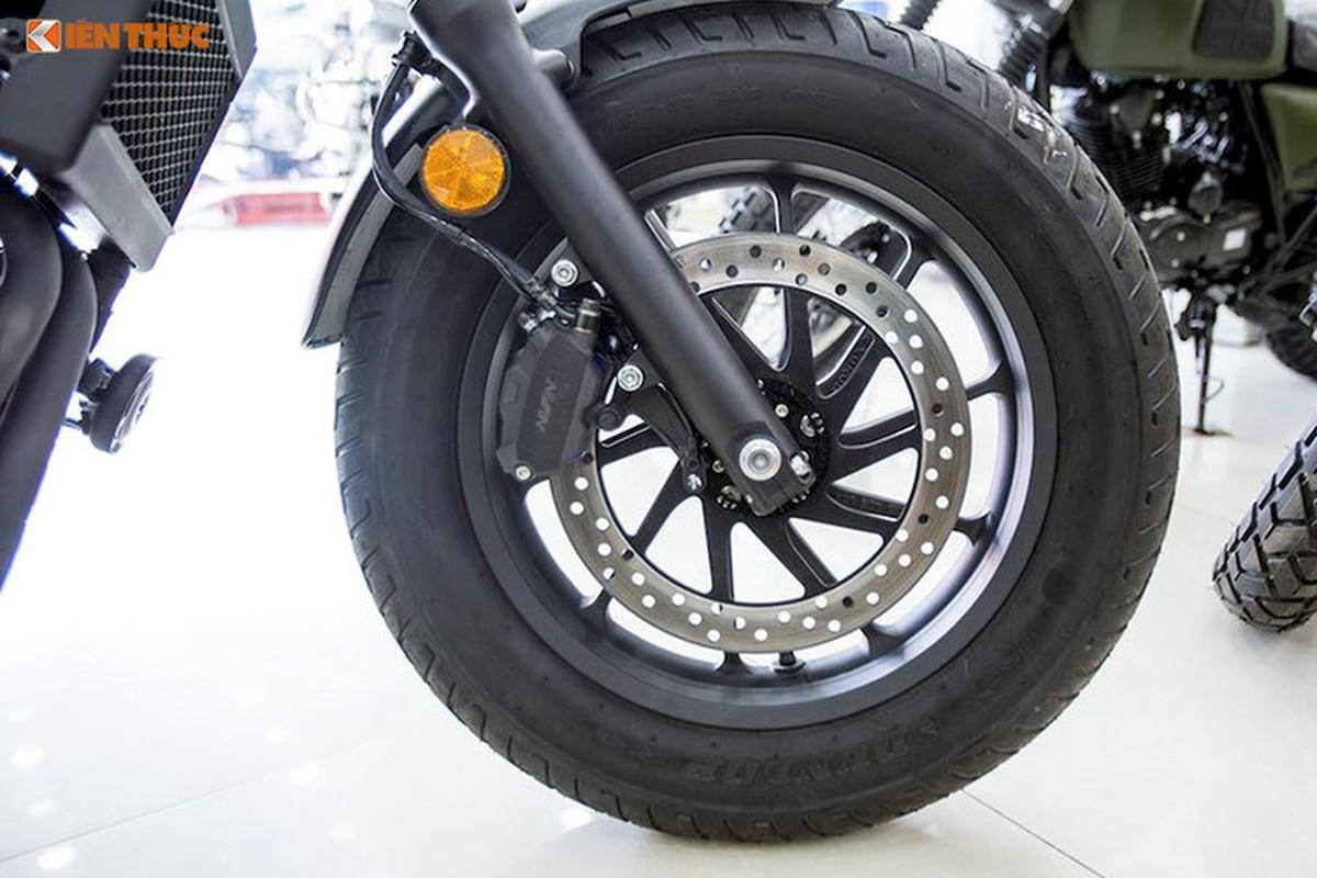 Honda Rebel 500 moi gia 180 trieu dong tai Viet Nam-Hinh-9
