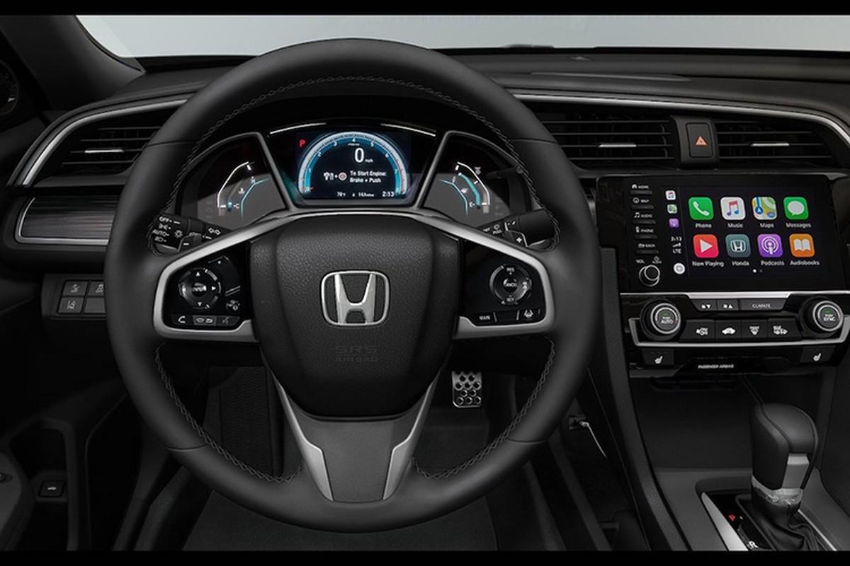 Honda Civic 2019 gia 820 trieu tai Indonesia, sap ve Viet Nam-Hinh-5