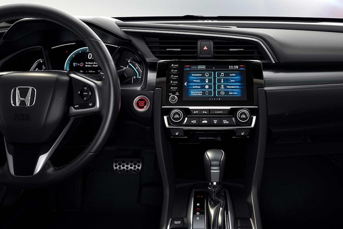 Honda Civic 2019 gia 820 trieu tai Indonesia, sap ve Viet Nam-Hinh-6
