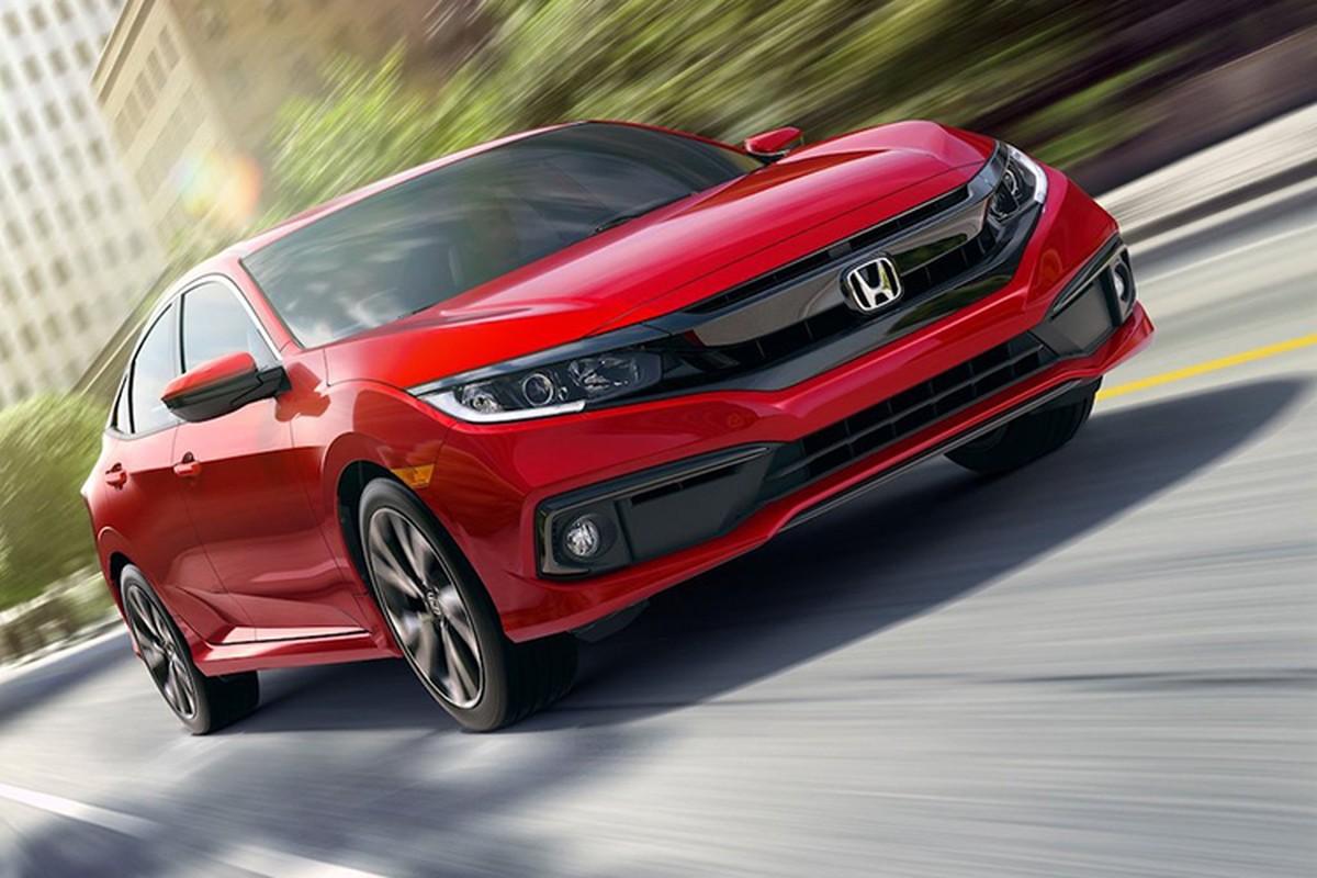 Honda Civic 2019 gia 820 trieu tai Indonesia, sap ve Viet Nam