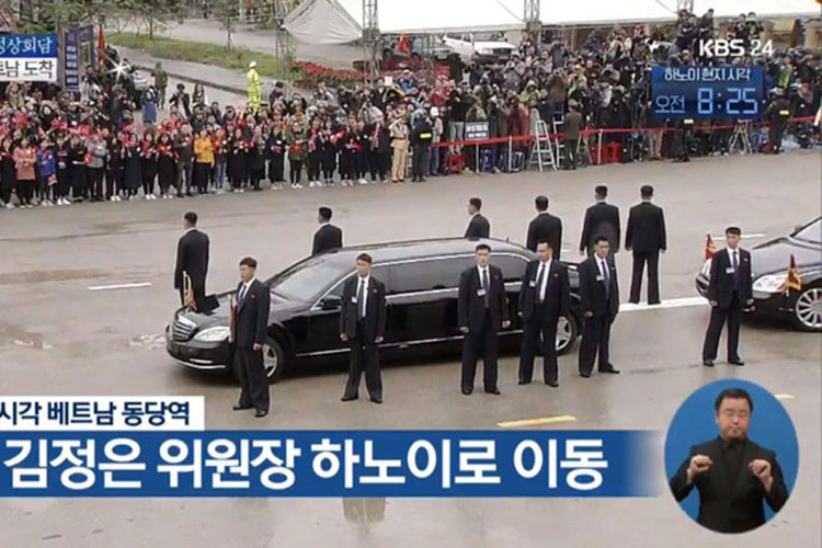Mercedes-Benz S600 chong dan ho tong ong Kim Jong Un ve Ha Noi-Hinh-2