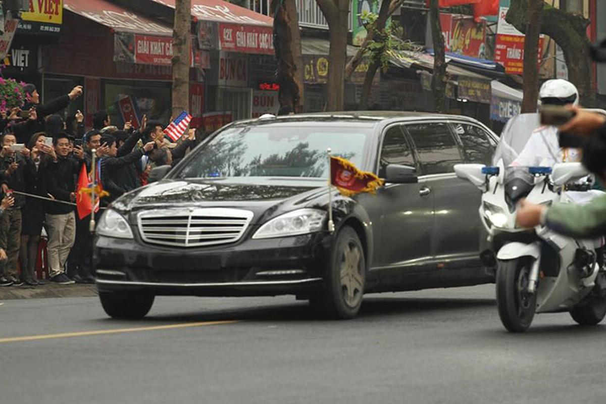 Mercedes-Benz S600 chong dan ho tong ong Kim Jong Un ve Ha Noi-Hinh-7