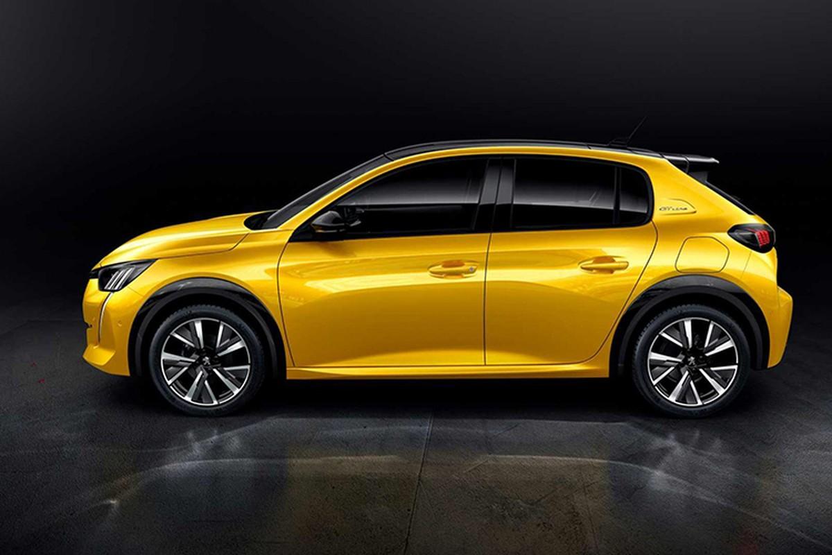 Chi tiet xe gia re Peugeot 208 moi sap trinh lang-Hinh-2