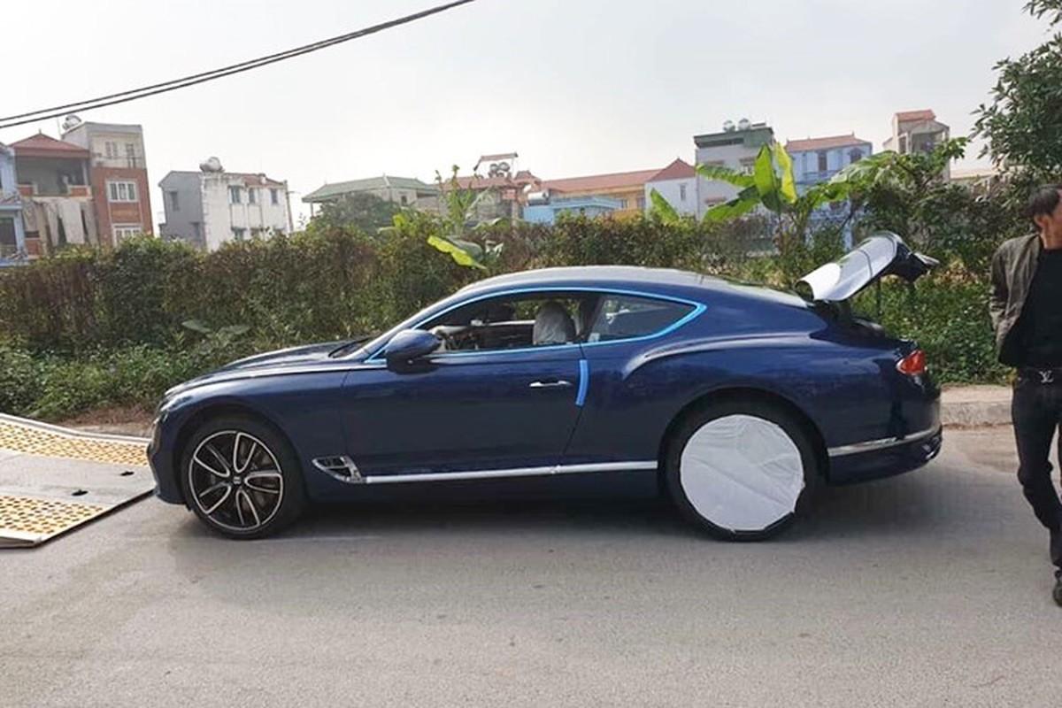 Xe sang Bentley Continental GT hon 25 ty
