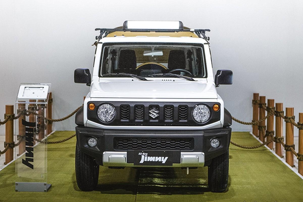 Xe gia re Suzuki Jimny tu 435 trieu dong tai Dong Nam A