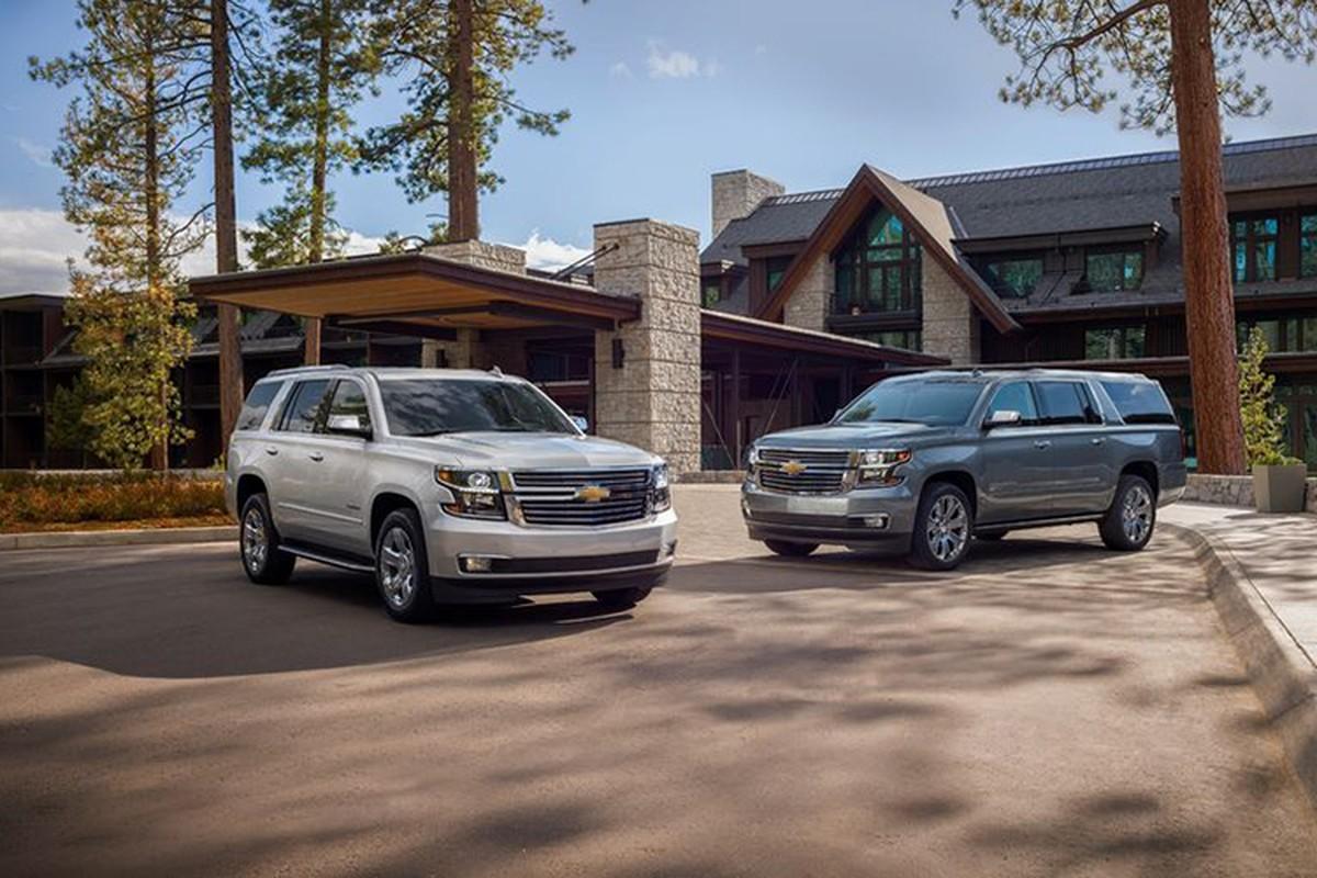 SUV co lon Chevrolet Tahoe 2019 chot gia tu 1,15 ty dong-Hinh-11