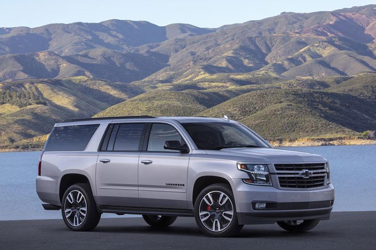 SUV co lon Chevrolet Tahoe 2019 chot gia tu 1,15 ty dong-Hinh-2