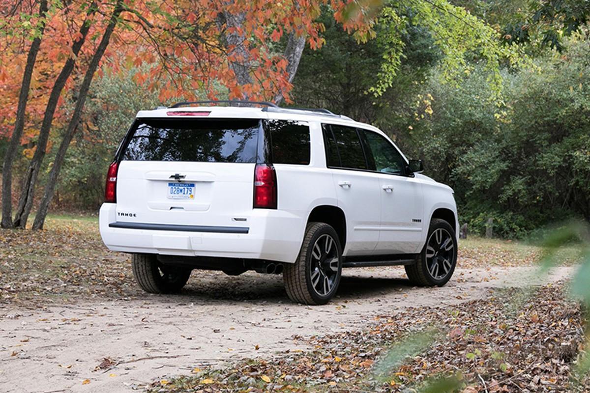 SUV co lon Chevrolet Tahoe 2019 chot gia tu 1,15 ty dong-Hinh-5