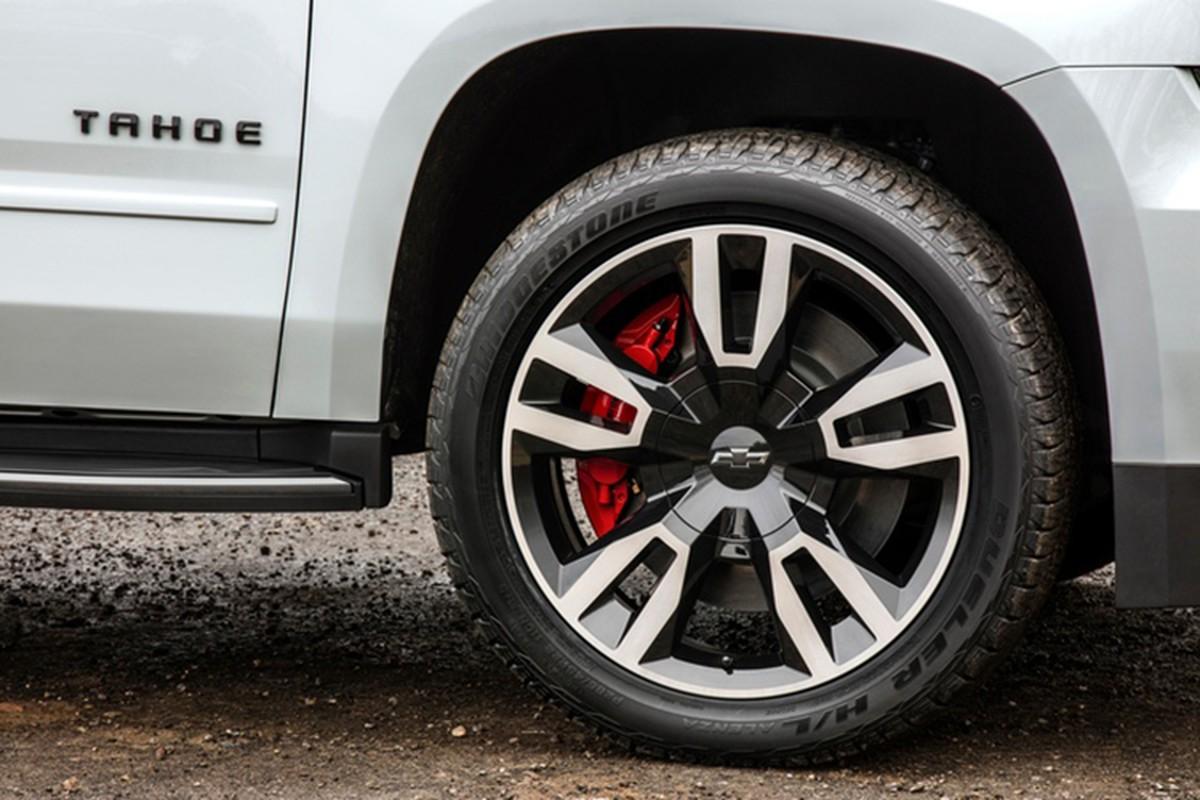 SUV co lon Chevrolet Tahoe 2019 chot gia tu 1,15 ty dong-Hinh-6