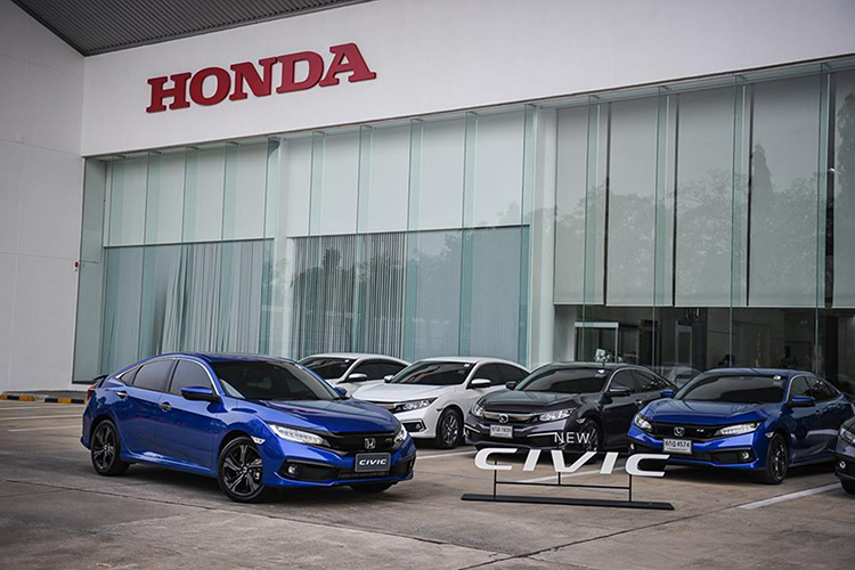 Honda Civic 2019 nhap Thai ve Viet Nam gia 903 trieu dong?-Hinh-7