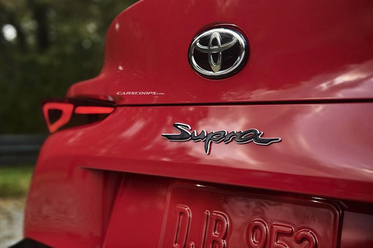 "Xe Toyota GR Supra moi tien ty, ""chay hang"" tai chau Au-Hinh-4"