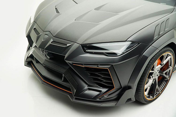 Lamborghini Urus Venatus doc nhat the gioi nho hang do Mansory-Hinh-3
