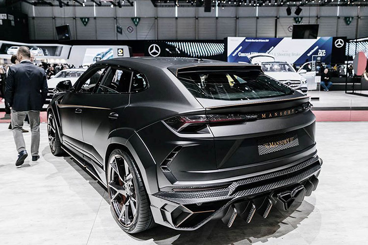 Lamborghini Urus Venatus doc nhat the gioi nho hang do Mansory-Hinh-4