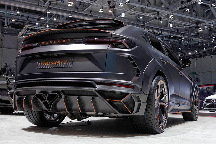 Lamborghini Urus Venatus doc nhat the gioi nho hang do Mansory-Hinh-7