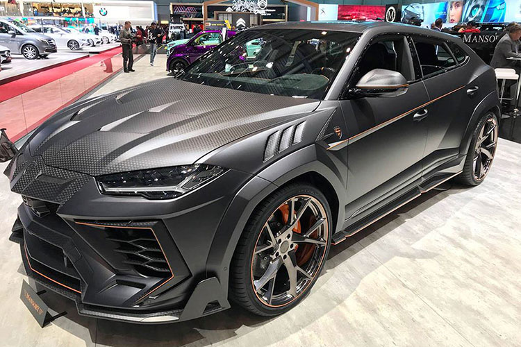 Lamborghini Urus Venatus doc nhat the gioi nho hang do Mansory-Hinh-8