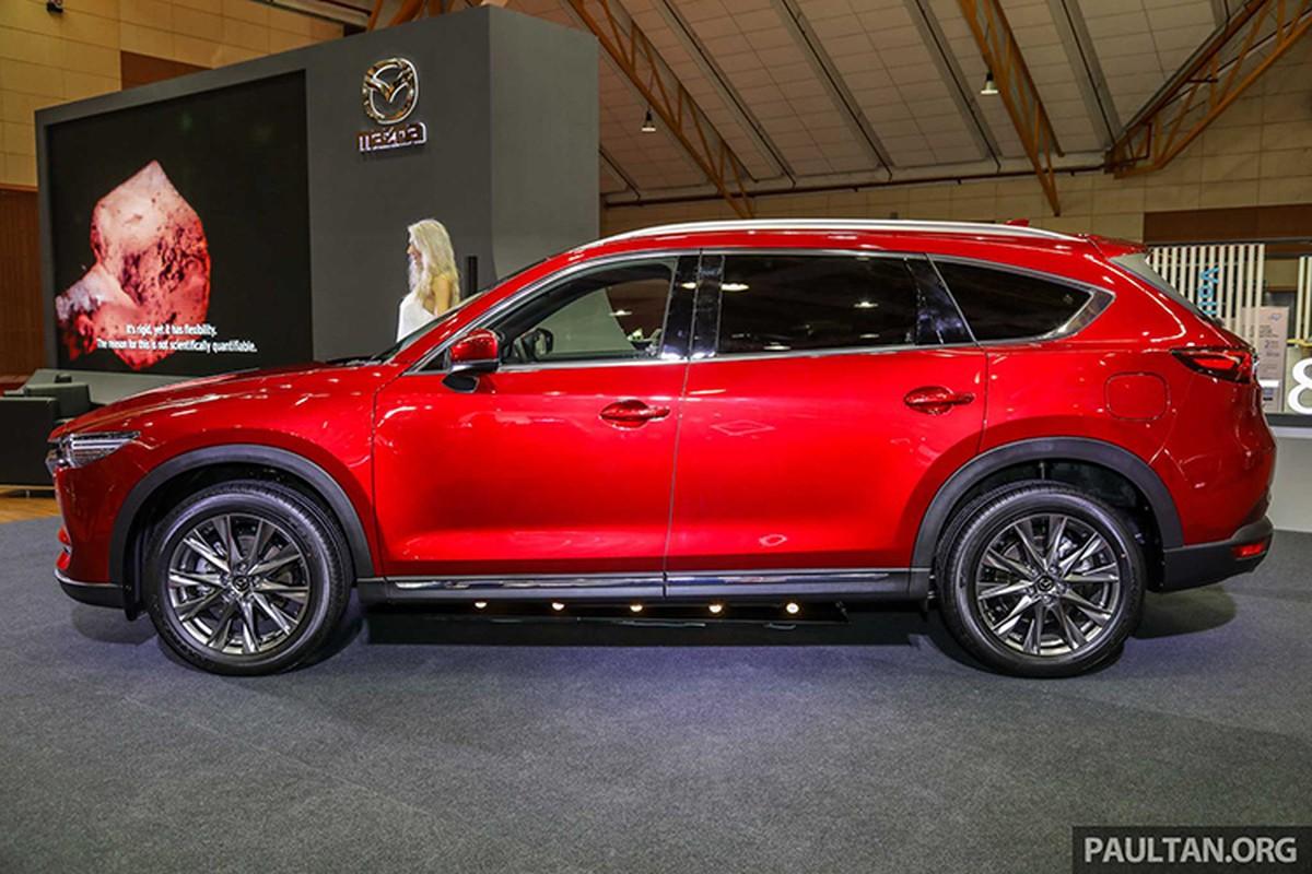Mazda CX-8 ra mat tai Malaysia cho ngay ve VN-Hinh-2