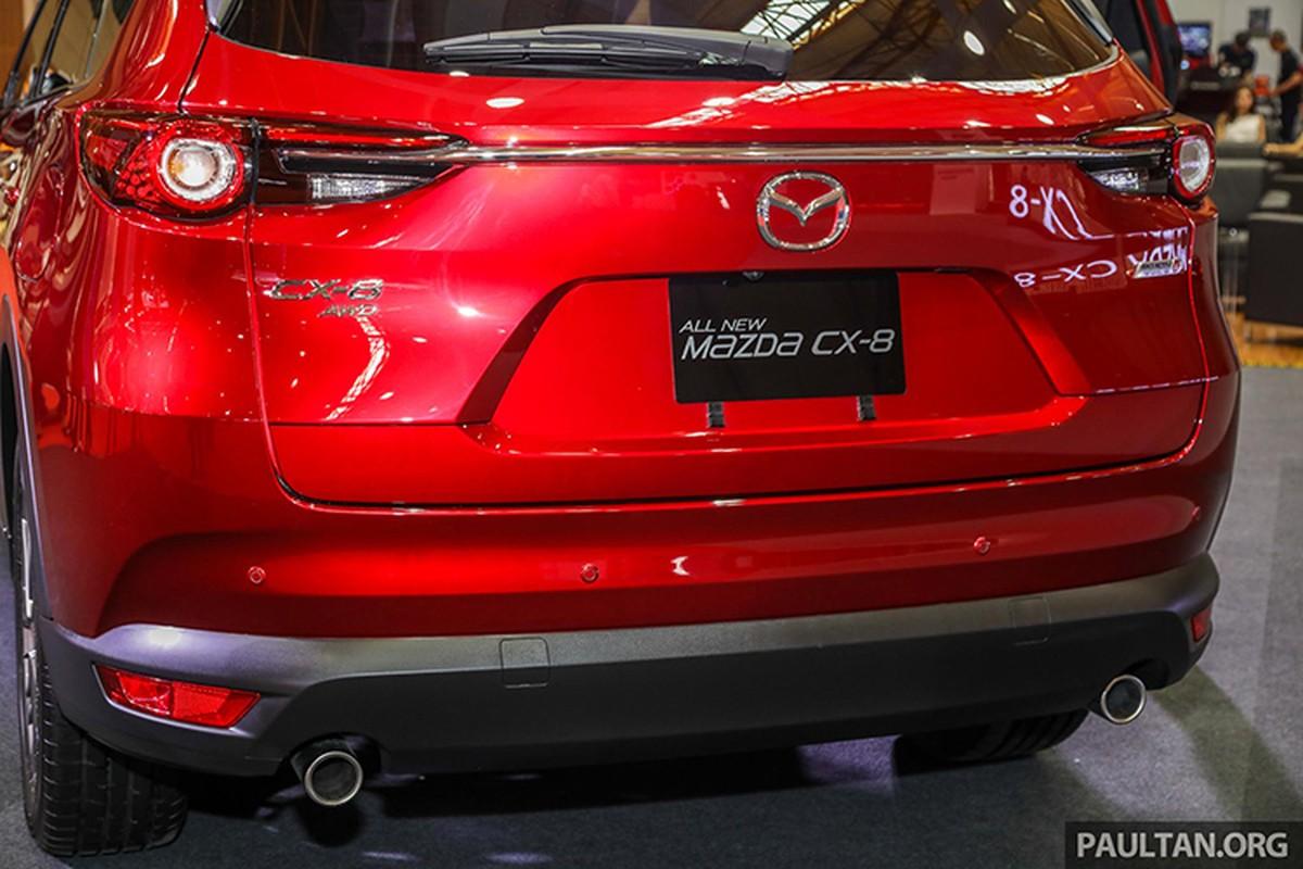Mazda CX-8 ra mat tai Malaysia cho ngay ve VN-Hinh-4