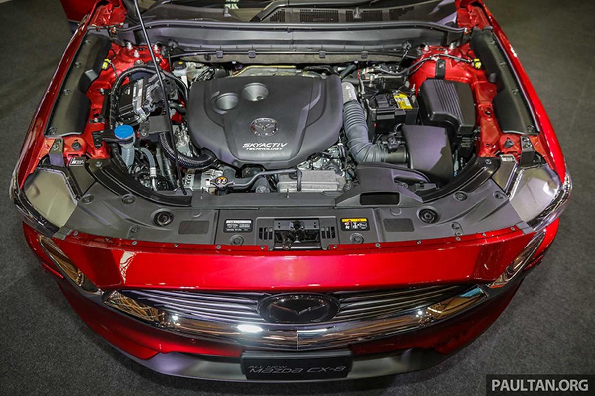 Mazda CX-8 ra mat tai Malaysia cho ngay ve VN-Hinh-9