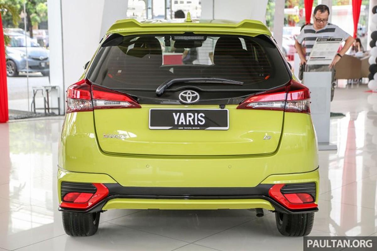Can canh Toyota Yaris 2019 tai Malaysia gia tu 406 trieu dong-Hinh-10