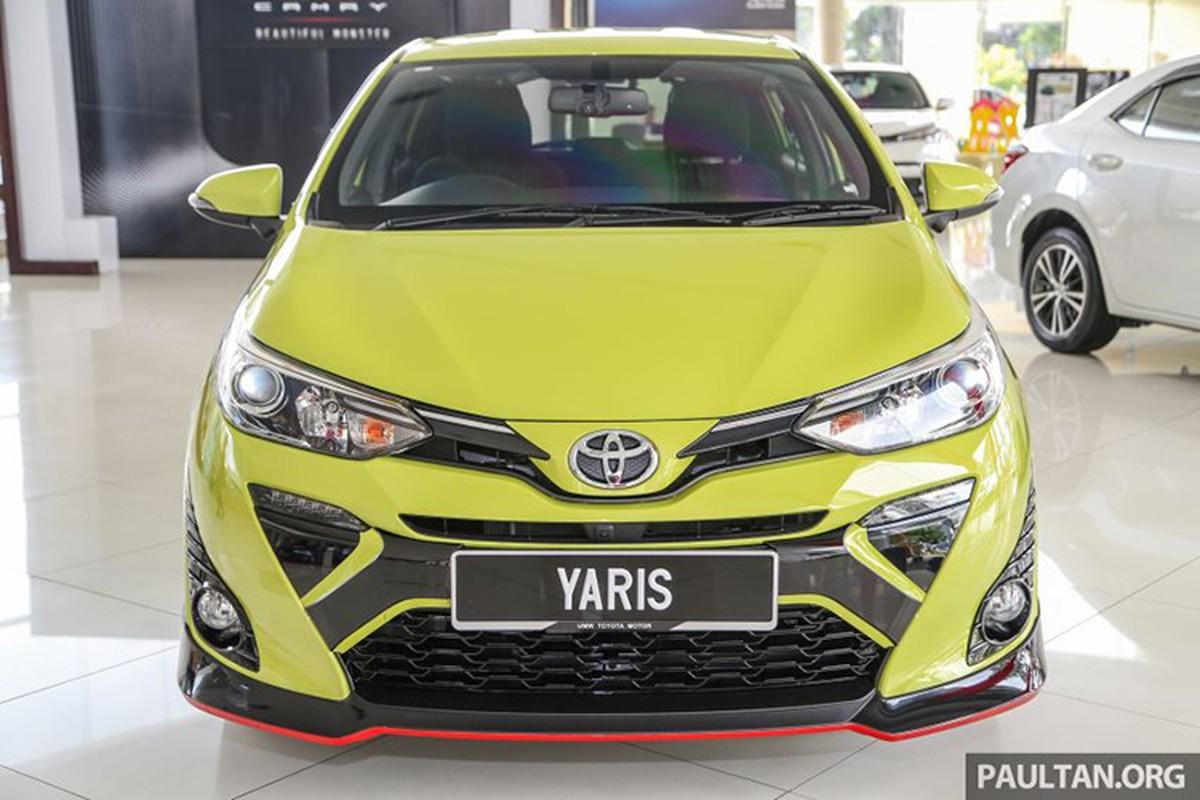 Can canh Toyota Yaris 2019 tai Malaysia gia tu 406 trieu dong-Hinh-11