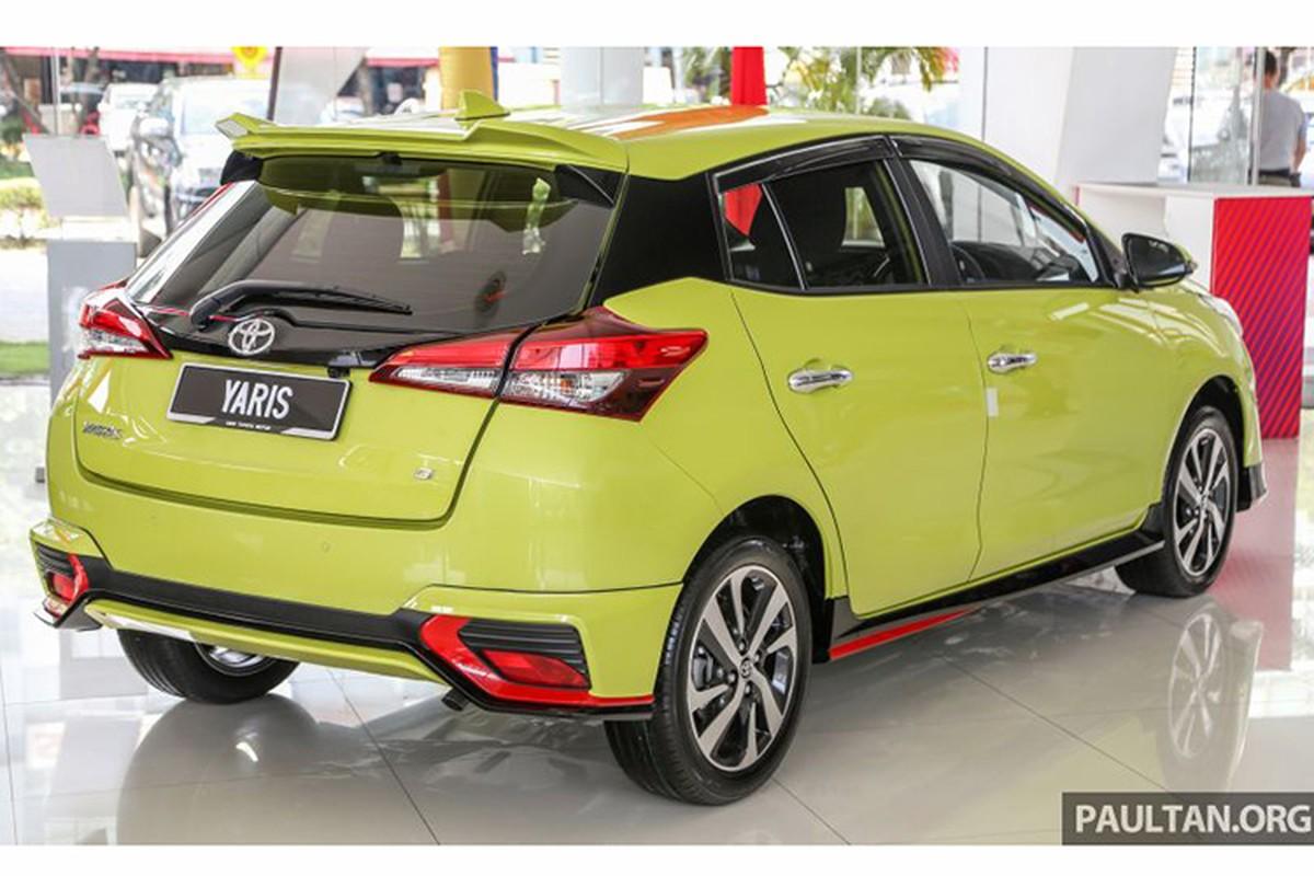Can canh Toyota Yaris 2019 tai Malaysia gia tu 406 trieu dong-Hinh-2