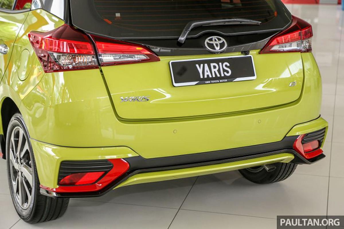 Can canh Toyota Yaris 2019 tai Malaysia gia tu 406 trieu dong-Hinh-4