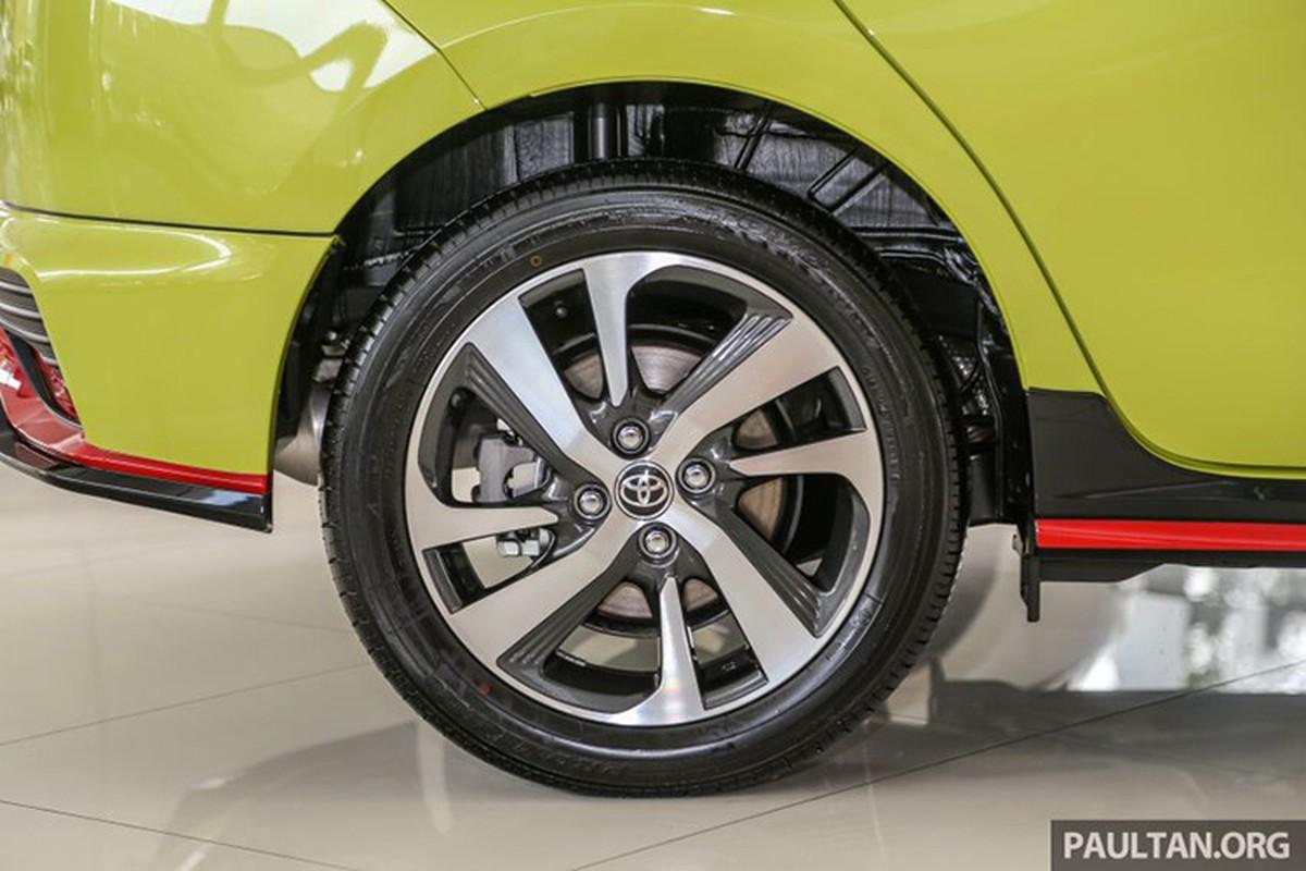 Can canh Toyota Yaris 2019 tai Malaysia gia tu 406 trieu dong-Hinh-5