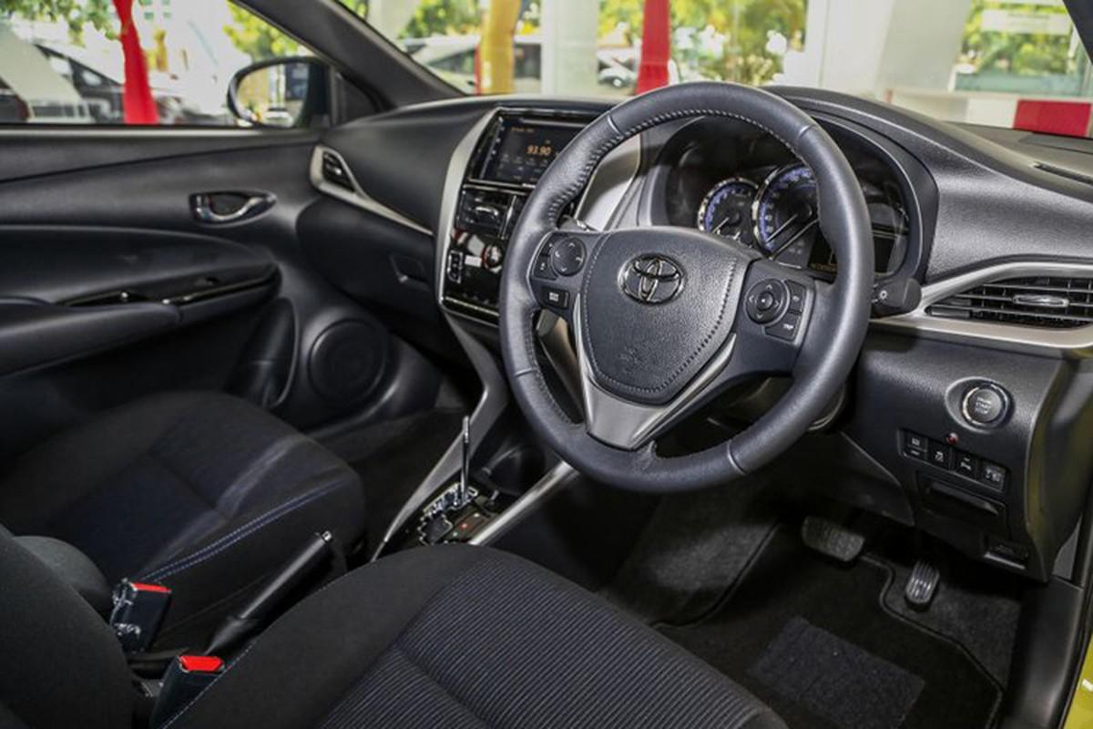 Can canh Toyota Yaris 2019 tai Malaysia gia tu 406 trieu dong-Hinh-6