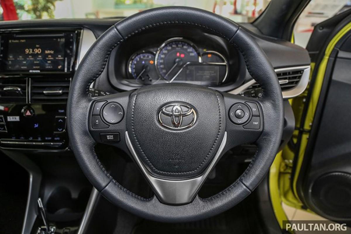 Can canh Toyota Yaris 2019 tai Malaysia gia tu 406 trieu dong-Hinh-7