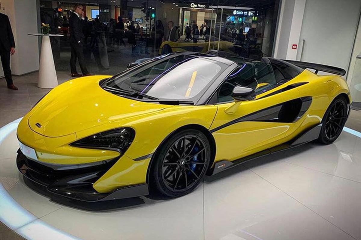 Chi tiet xieu xe McLaren 600LT Spider gia ban 12,1 ty dong-Hinh-2
