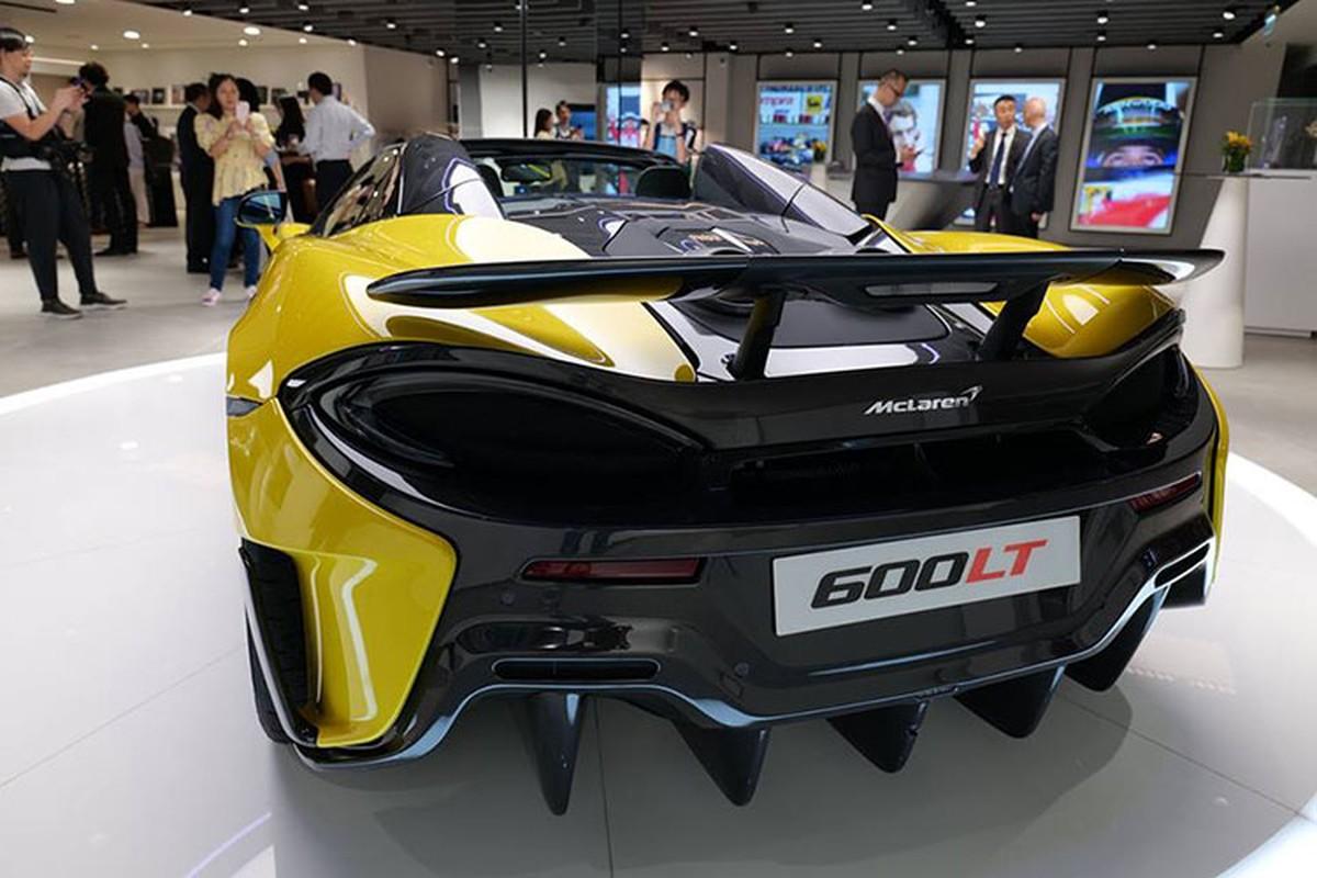 Chi tiet xieu xe McLaren 600LT Spider gia ban 12,1 ty dong-Hinh-4