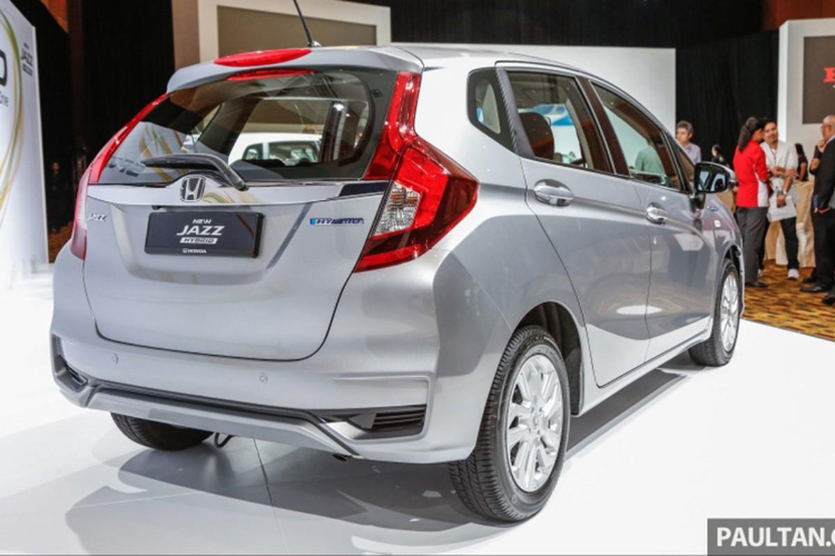 Honda Jazz 2020 moi sap trinh lang, them phien ban Hybrid-Hinh-2