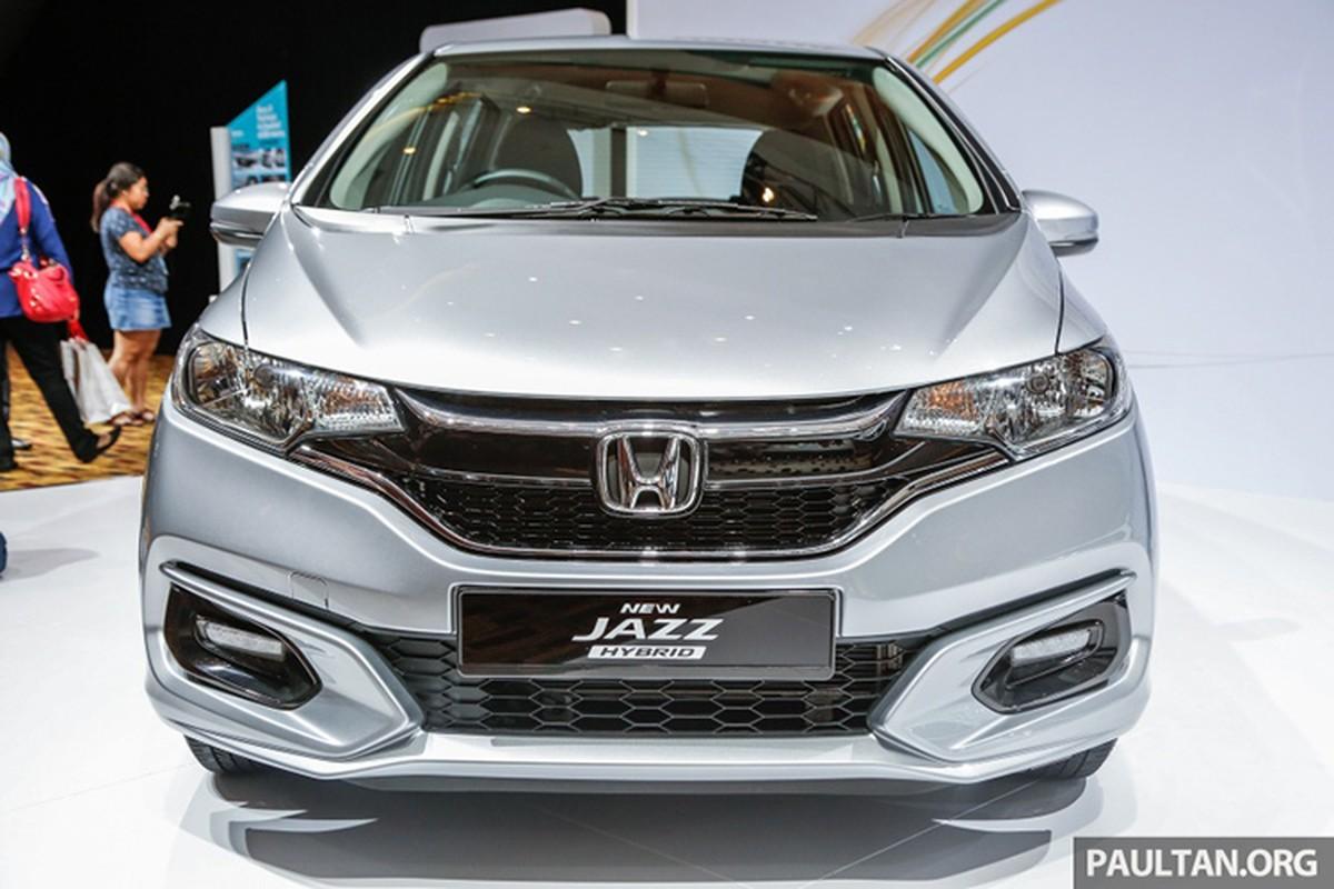 Honda Jazz 2020 moi sap trinh lang, them phien ban Hybrid-Hinh-3