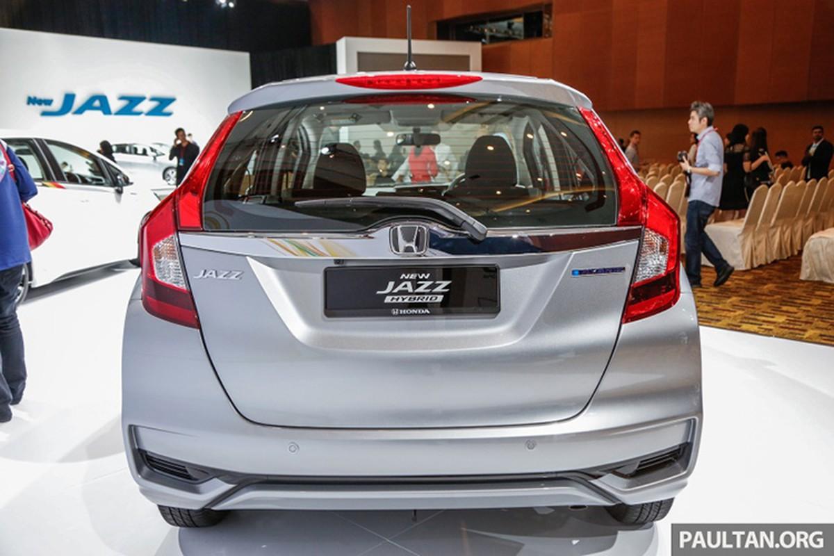 Honda Jazz 2020 moi sap trinh lang, them phien ban Hybrid-Hinh-4