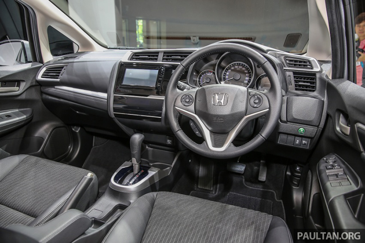 Honda Jazz 2020 moi sap trinh lang, them phien ban Hybrid-Hinh-5