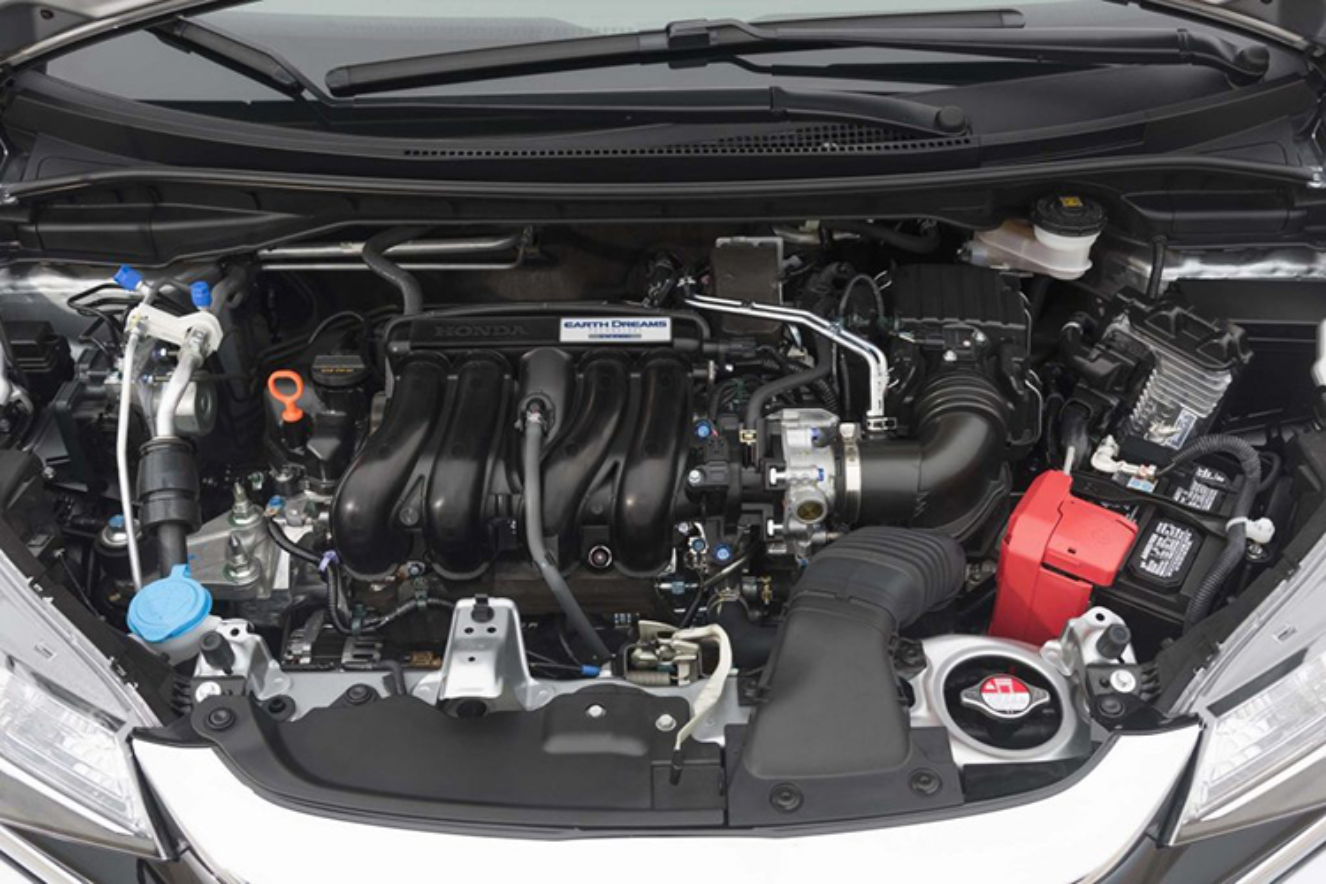 Honda Jazz 2020 moi sap trinh lang, them phien ban Hybrid-Hinh-8