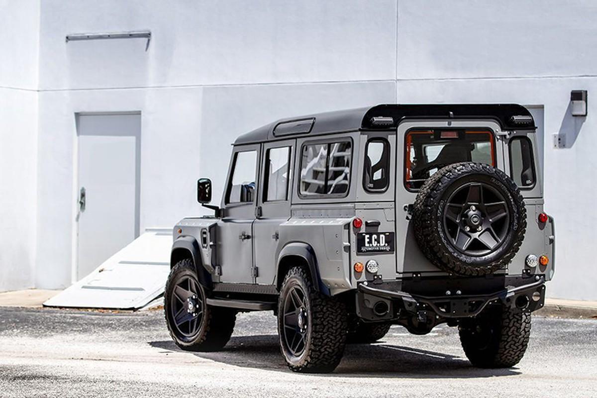 "Land Rover Defender do ""trai tim"" My, noi that nhu sieu xe Y-Hinh-3"