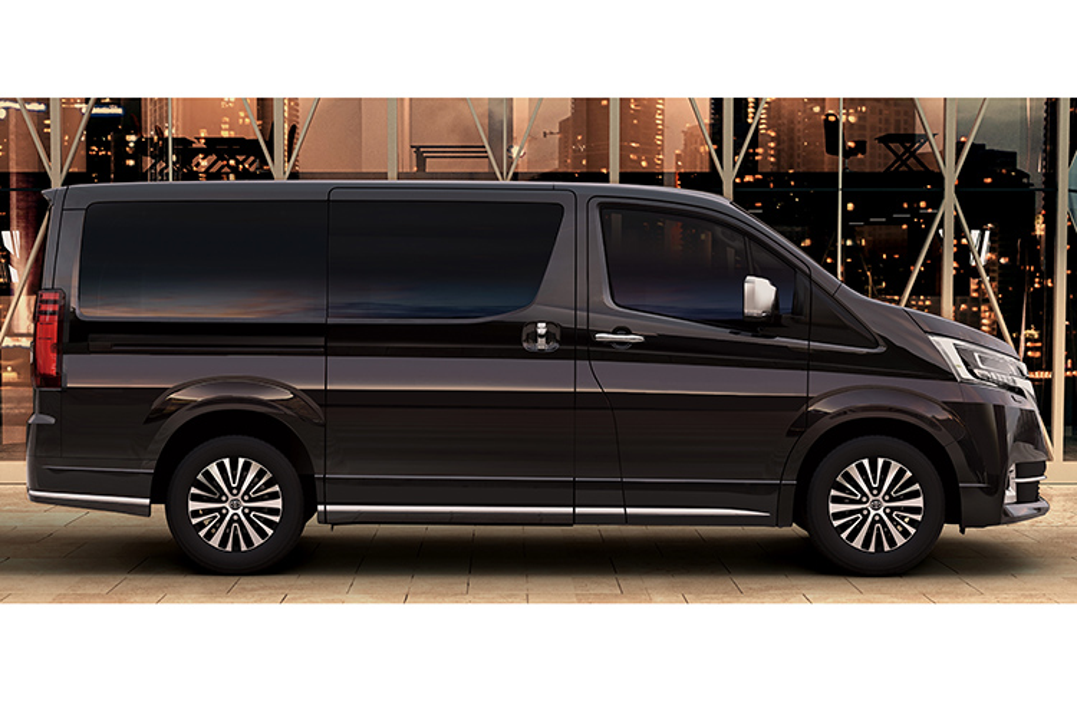Chi tiet MPV Toyota Granvia 2020 sap duoc ra mat-Hinh-2
