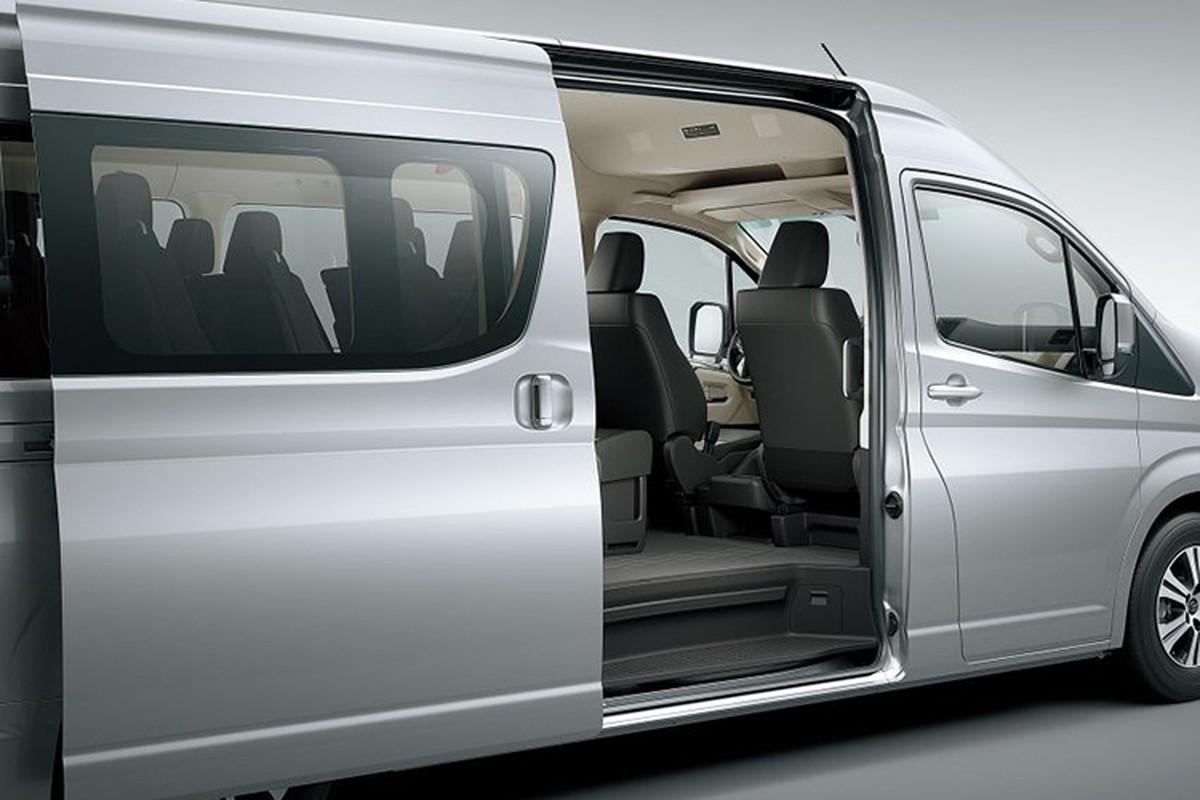 Chi tiet MPV Toyota Granvia 2020 sap duoc ra mat-Hinh-4
