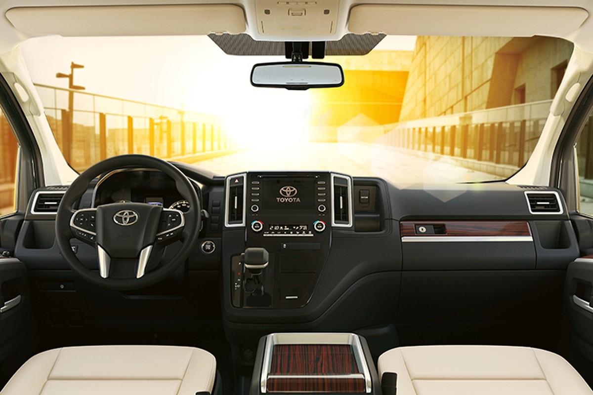 Chi tiet MPV Toyota Granvia 2020 sap duoc ra mat-Hinh-5