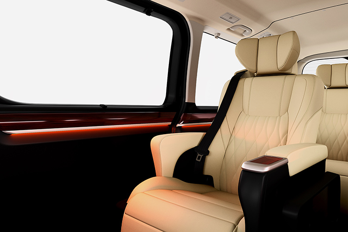 Chi tiet MPV Toyota Granvia 2020 sap duoc ra mat-Hinh-6