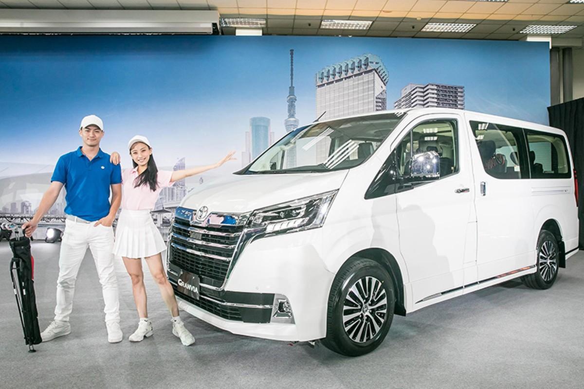Chi tiet MPV Toyota Granvia 2020 sap duoc ra mat-Hinh-8