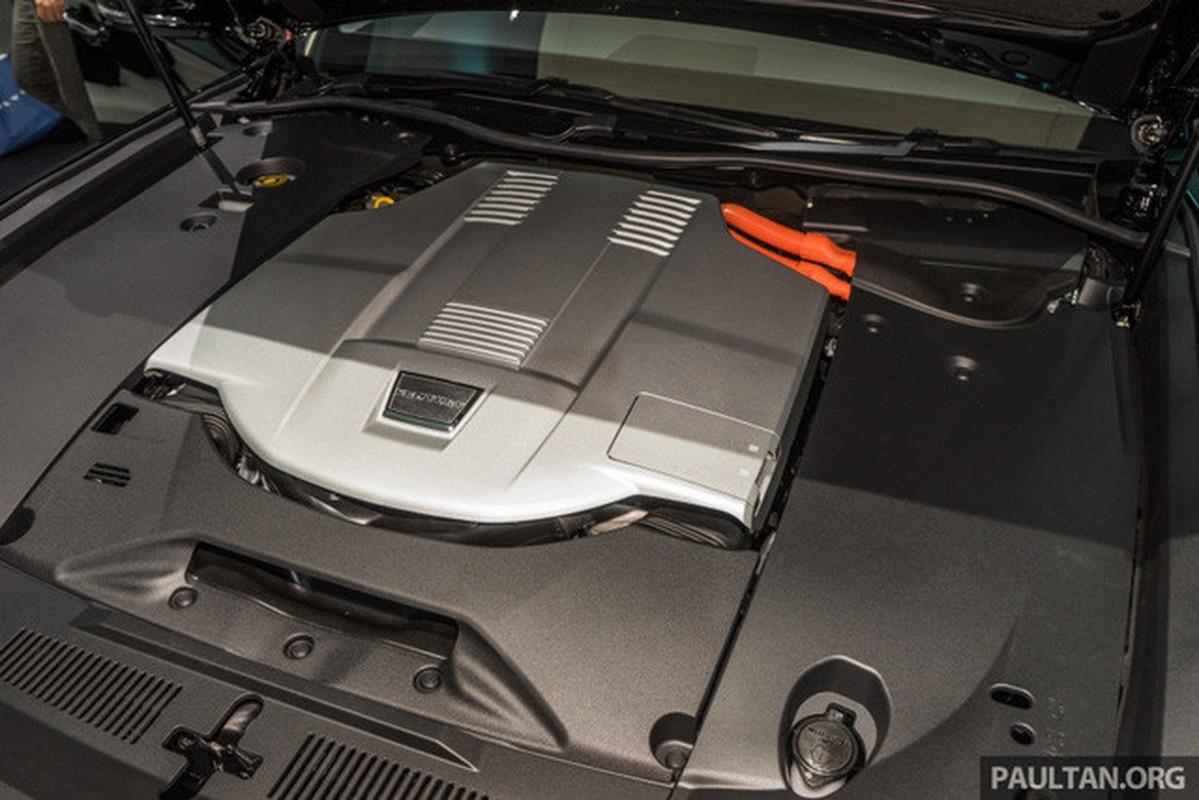 Toyota Century - xe sieu sang Rolls-Royce cua nguoi Nhat-Hinh-10