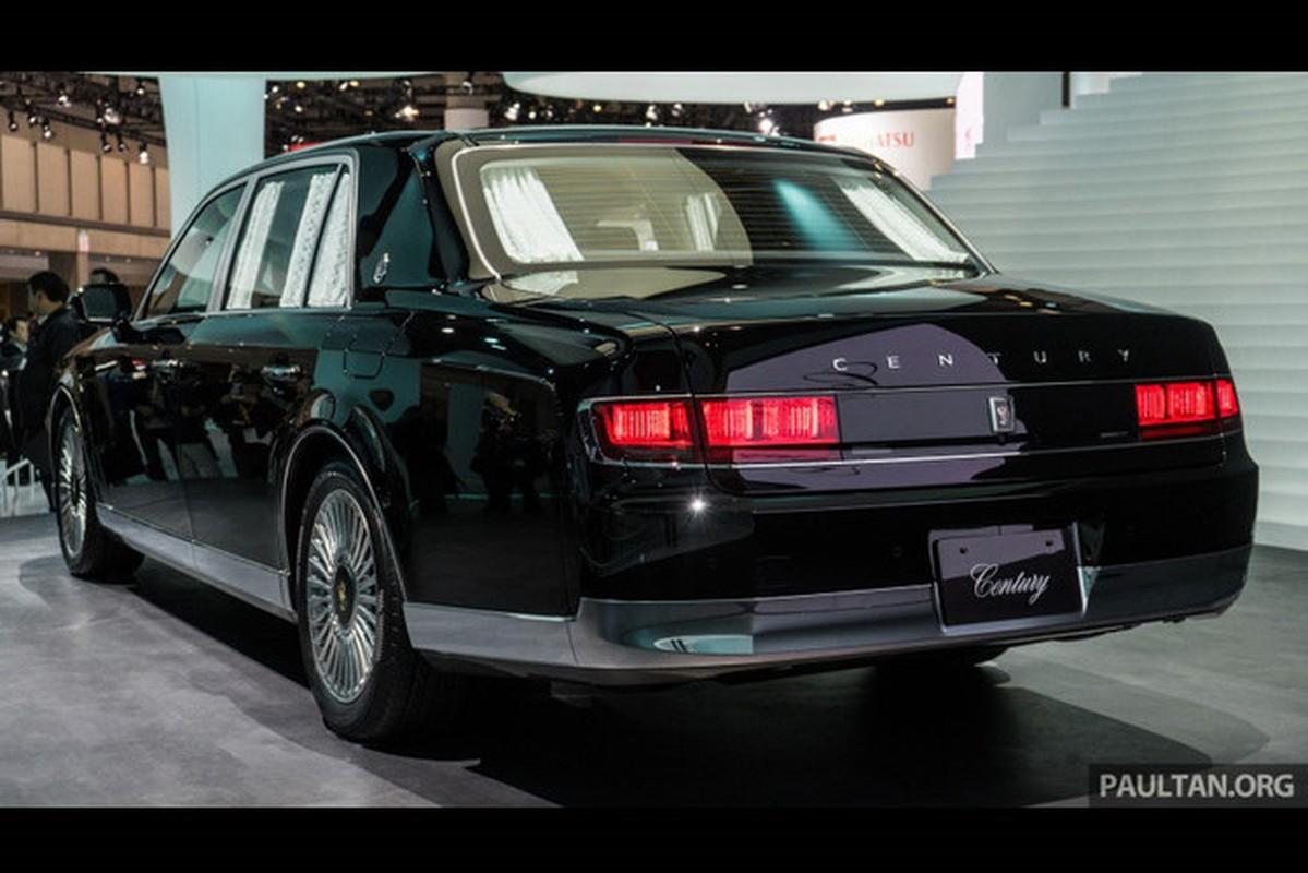 Toyota Century - xe sieu sang Rolls-Royce cua nguoi Nhat-Hinh-11