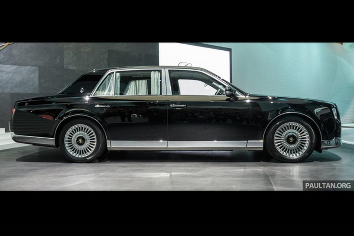 Toyota Century - xe sieu sang Rolls-Royce cua nguoi Nhat-Hinh-2