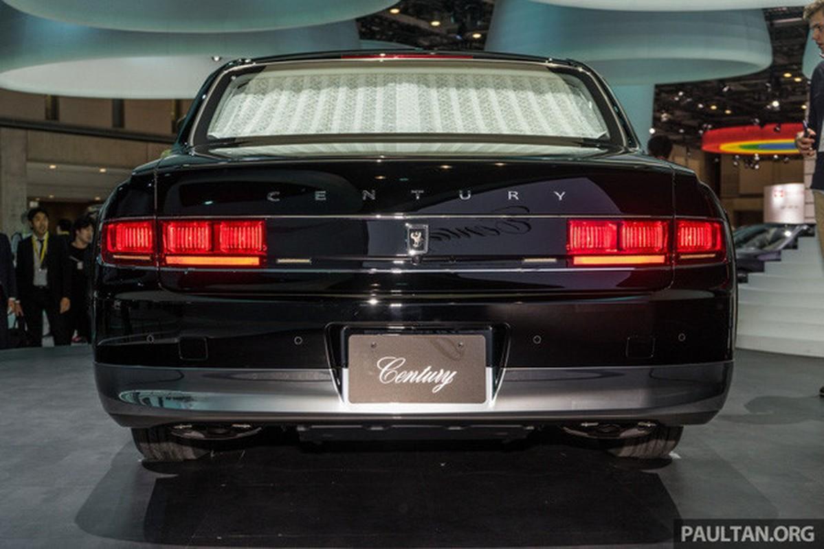 Toyota Century - xe sieu sang Rolls-Royce cua nguoi Nhat-Hinh-4