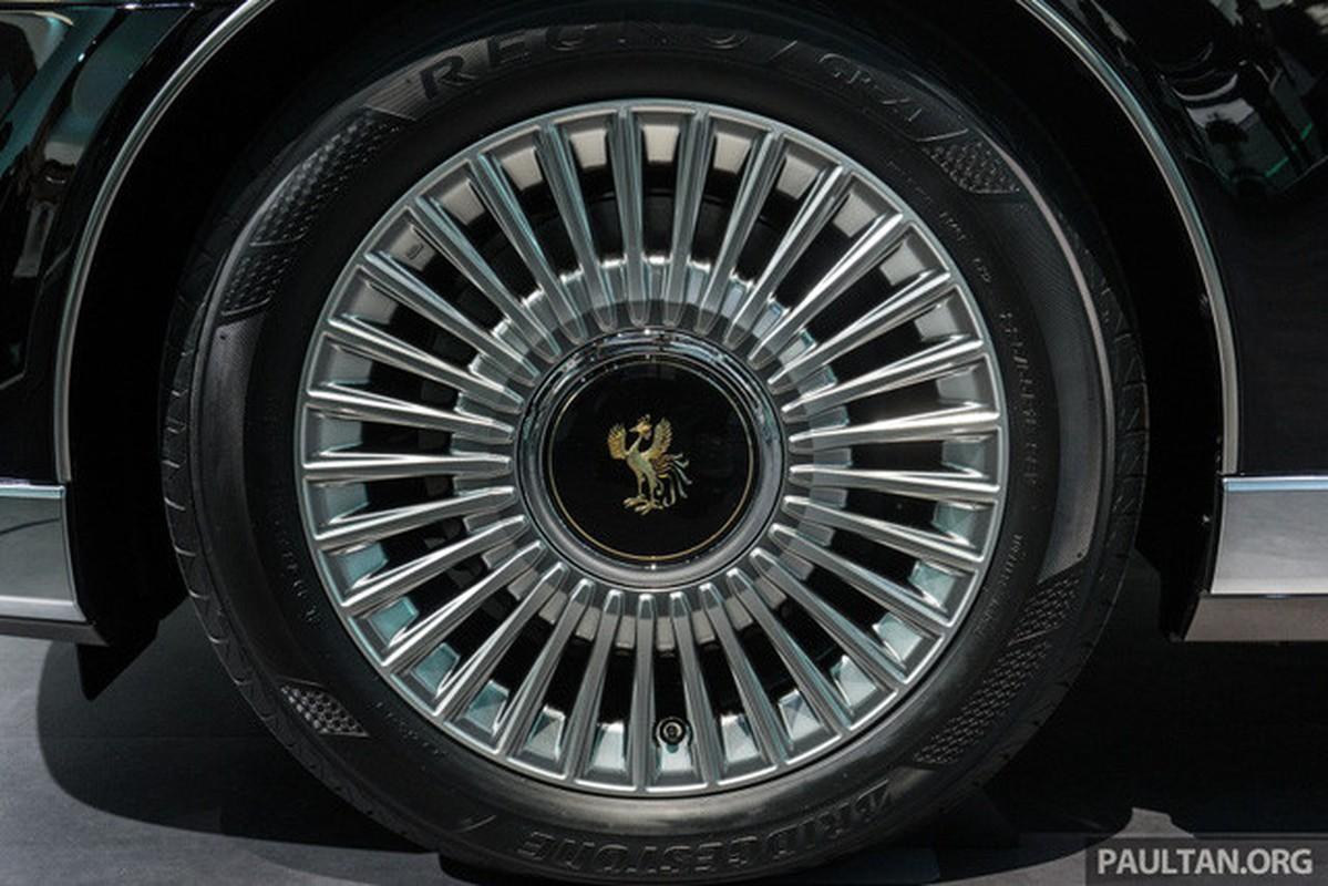 Toyota Century - xe sieu sang Rolls-Royce cua nguoi Nhat-Hinh-5